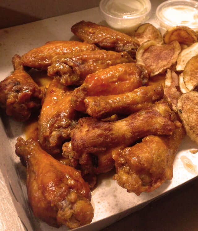 Best Wings in Rochester
